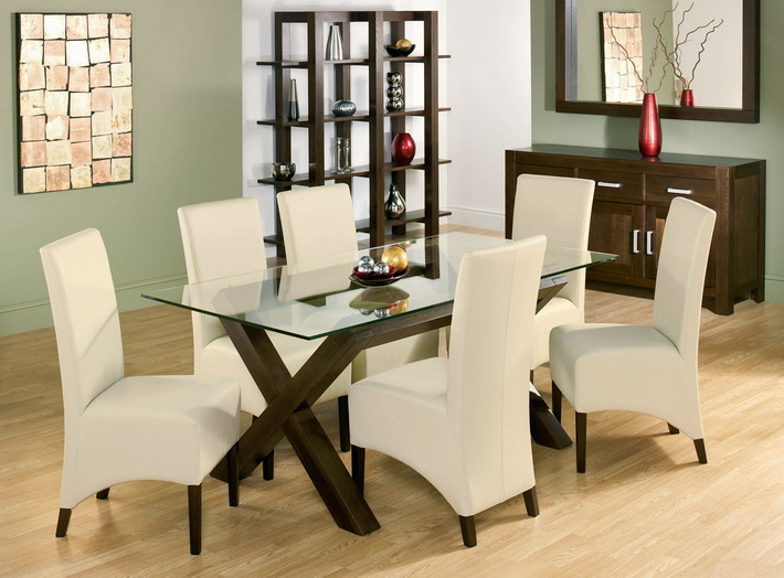 Widely Used Dining Room Glass Tables Sets Regarding 3 Essential Considerations When Choosing Glass Dining Room Table (View 20 of 20)