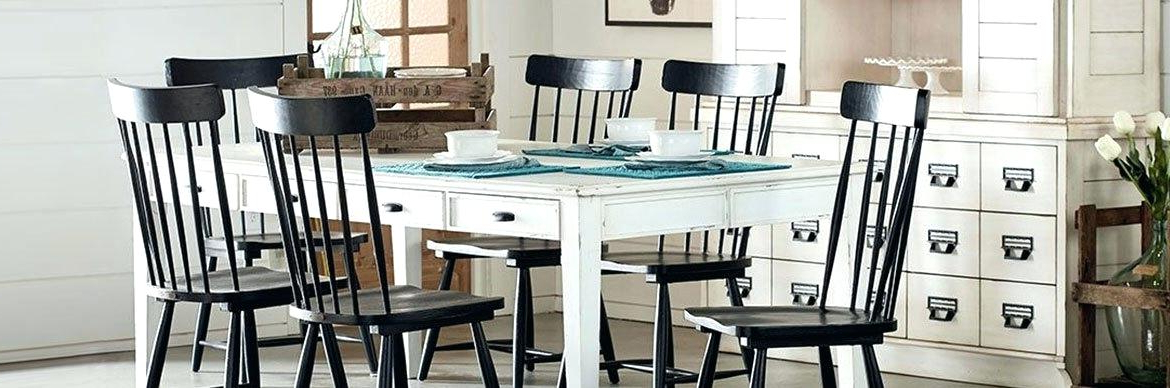 Widely Used Dining Room Magnolia Home Table Keyed Trestle – Battenhall Regarding Magnolia Home Sawbuck Dining Tables (View 20 of 20)