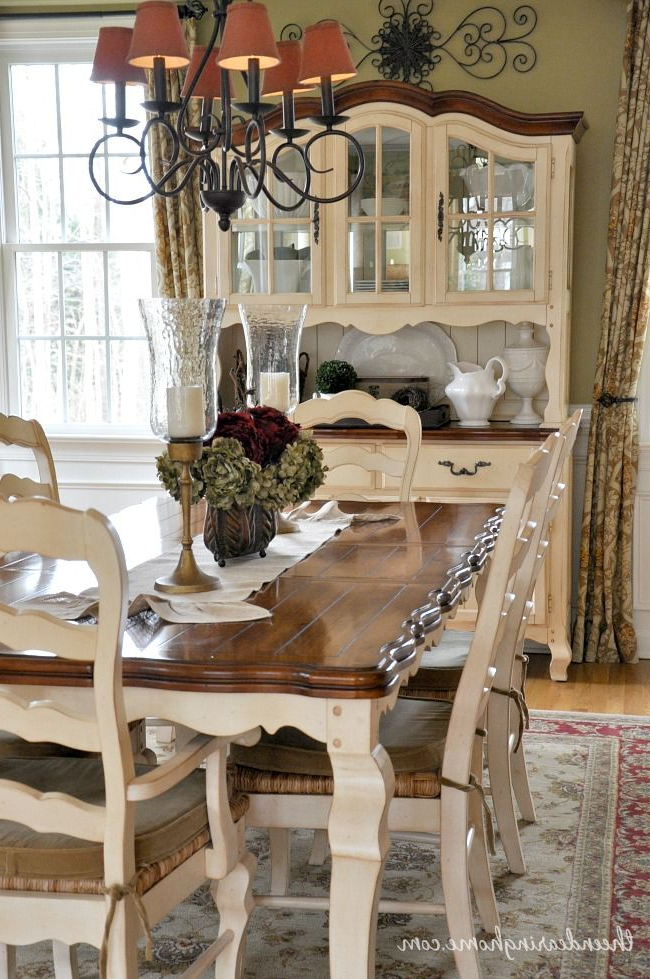 Widely Used Dining Room Updates (View 19 of 20)