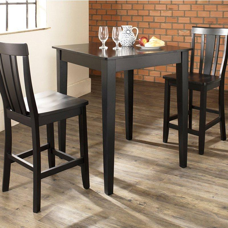 Widely Used Dining Table Sets For 2 Throughout (View 4 of 20)