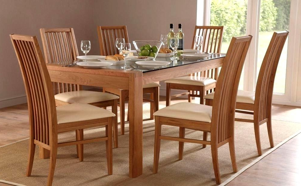 Widely Used Dining Tables And Six Chairs With Regard To Enjoyable Dining Table With Six Chairs Ideas Ordinary Dining Table (View 7 of 20)