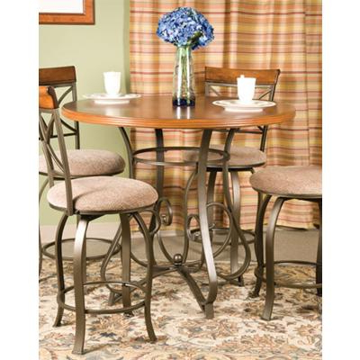 Widely Used Hamilton Dining Tables For Powell Company Hamilton 697 441 Dining Table (View 19 of 20)
