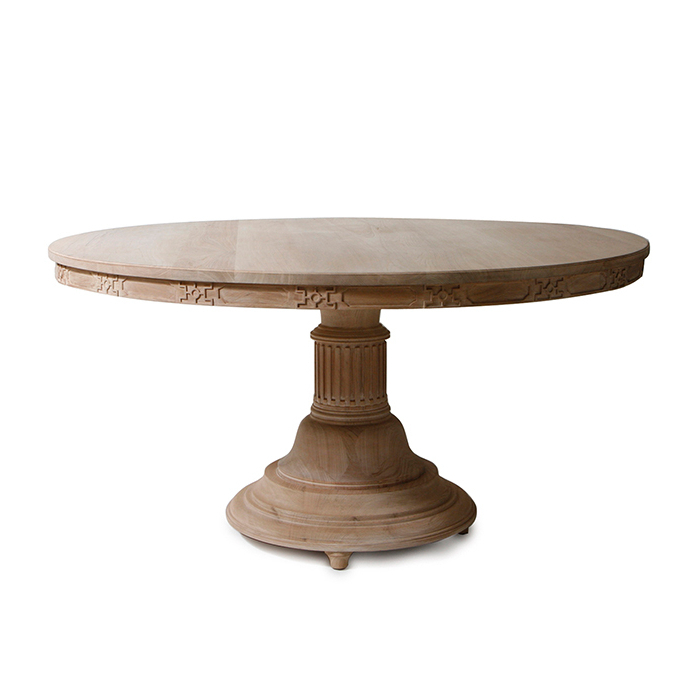 Featured Photo of Laurent Round Dining Tables