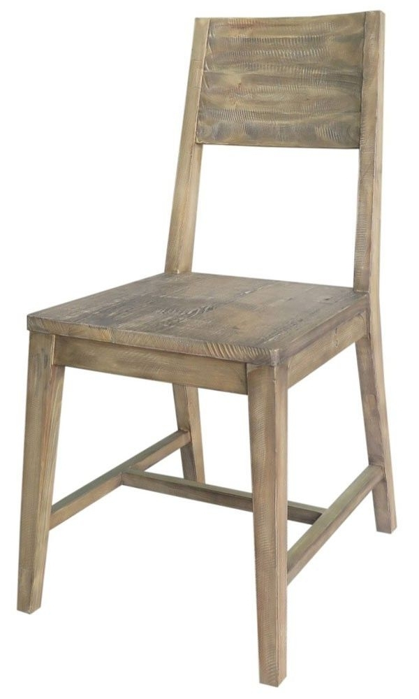 Widely Used Omni Side Chairs Within Classic Home Furniture – Omni Dining Chair Natural – (View 15 of 20)