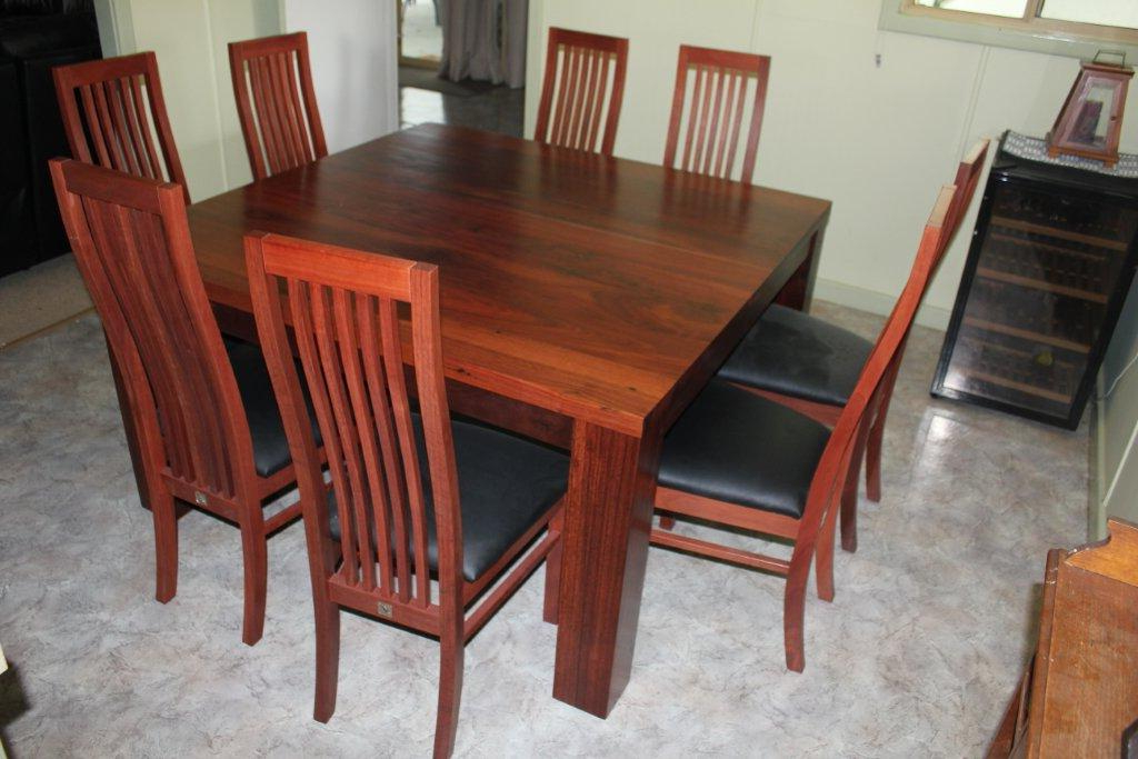 Widely Used Perth Dining Tables Intended For Jarrah Dining Tables « Arcadian Concepts – Specialising In Solid (Gallery 12 of 20)