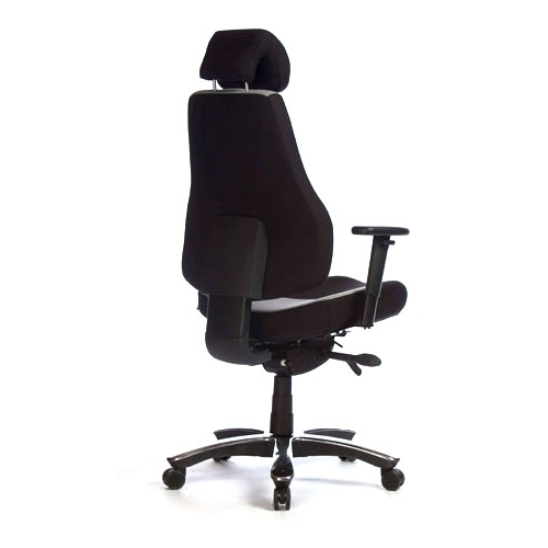 Widely Used Ranger Side Chairs With Regard To Ranger Office Chair 24 Hour Multi Shift Seating Heavy Duty 160kg (View 11 of 20)