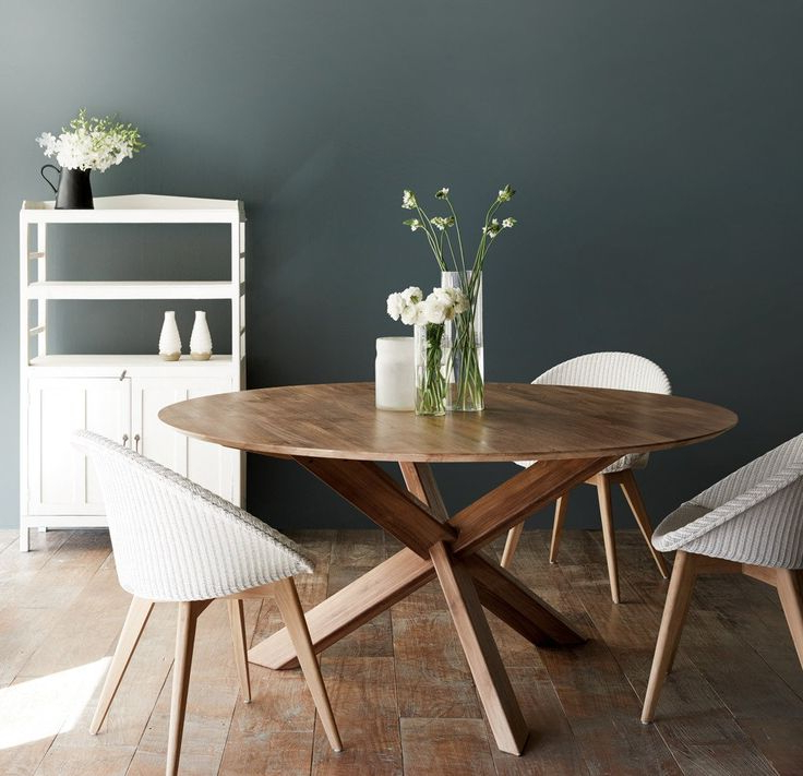 Widely Used Round Dining Tables Throughout Perks Of Acquiring A Small Round Dining Table – Blogbeen (View 20 of 20)