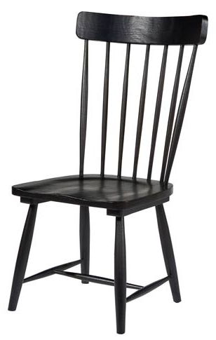Widely Used Spindle Back Side Chair – Dining Room Within Magnolia Home Spindle Back Side Chairs (View 19 of 20)
