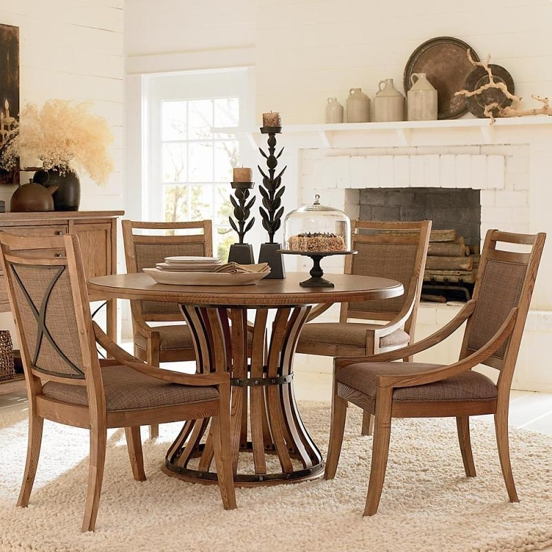 Widely Used Trendy Round Dinner Table Fo Circular Dining Table For 4 Simple With Regard To Circular Dining Tables For  (View 20 of 20)