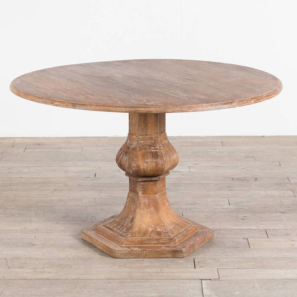 """Widely Used Valencia 5 Piece 60 Inch Round Dining Sets Throughout Shop Cg Sparks Handmade Mango Wood 48"""" Dia (View 13 of 20)"""