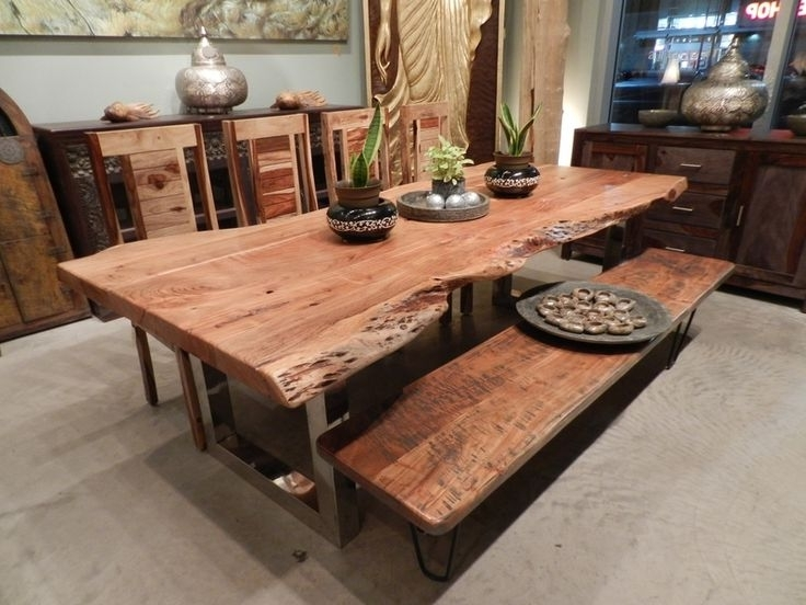 Widely Used Where All Can Use Dining Wood Table – Furnish Ideas Inside Acacia Dining Tables (View 15 of 20)