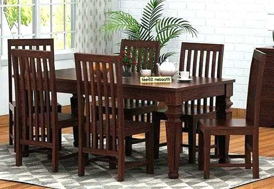 Widely Used Wooden Dining Sets Pertaining To Online Dining Table Set Round Wood Dining Table Set Successful (View 18 of 20)