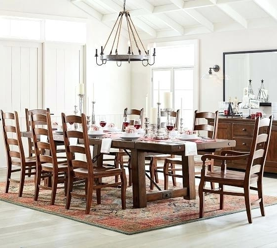 Wood Dining Table With Bench – Hepsy With Widely Used Bale Rustic Grey Dining Tables (View 5 of 20)