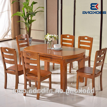 Wood Folding Dining Tables For Best And Newest Philippine Dining Table Set Solid Wood Folding Table Top – Buy (Gallery 17 of 20)