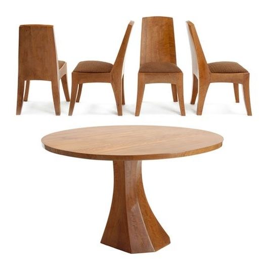 Wood In 2018 In Favorite Bale 6 Piece Dining Sets With Dom Side Chairs (View 8 of 20)