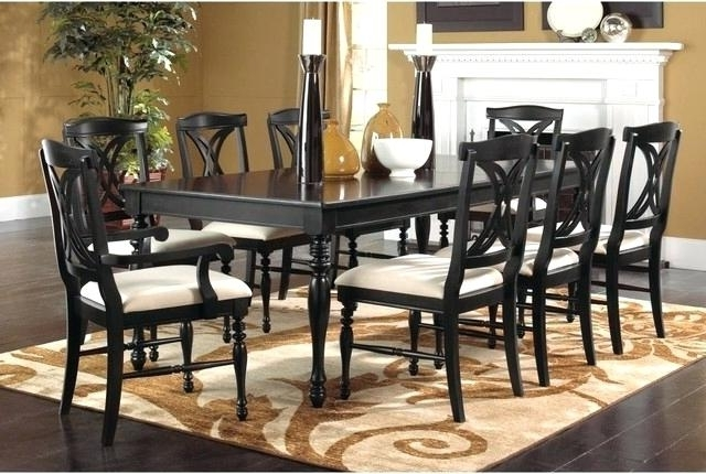 Wood Round Dining Table For 8 – Modern Computer Desk Cosmeticdentist Intended For Famous 8 Seater Round Dining Table And Chairs (View 11 of 20)