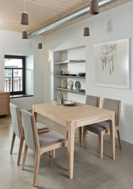 Wooden Dining Table (Gallery 11 of 20)