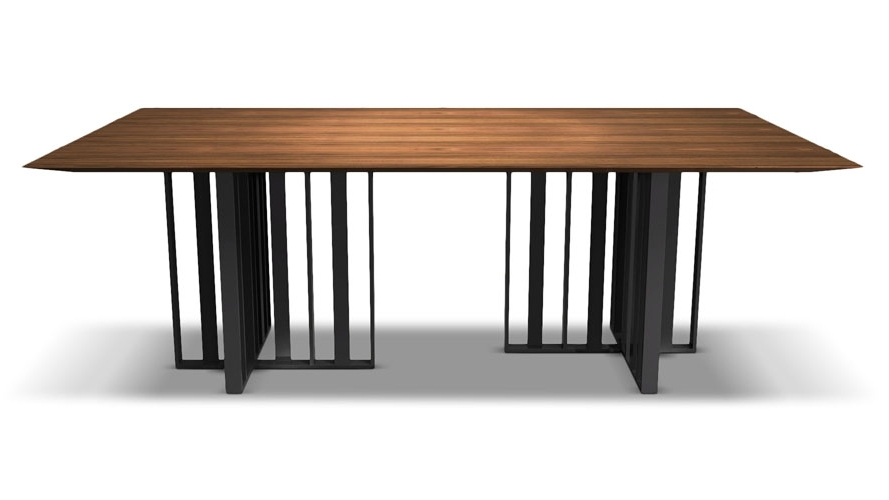 Zuri In Most Current 87 Inch Dining Tables (View 20 of 20)