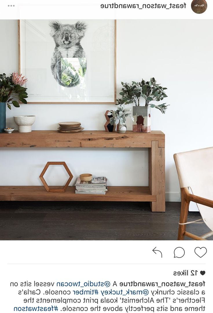 12 Best {Must Buys 2018} Images On Pinterest Inside Scattered Geo Console Tables (View 1 of 20)