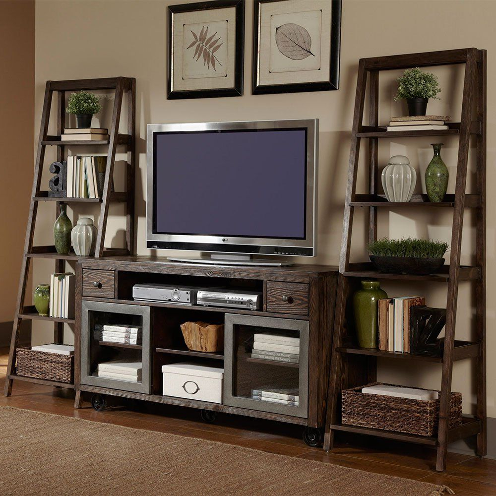 19 Amazing Diy Tv Stand Ideas You Can Build Right Now | House Ideas Within Kenzie 72 Inch Open Display Tv Stands (View 1 of 20)