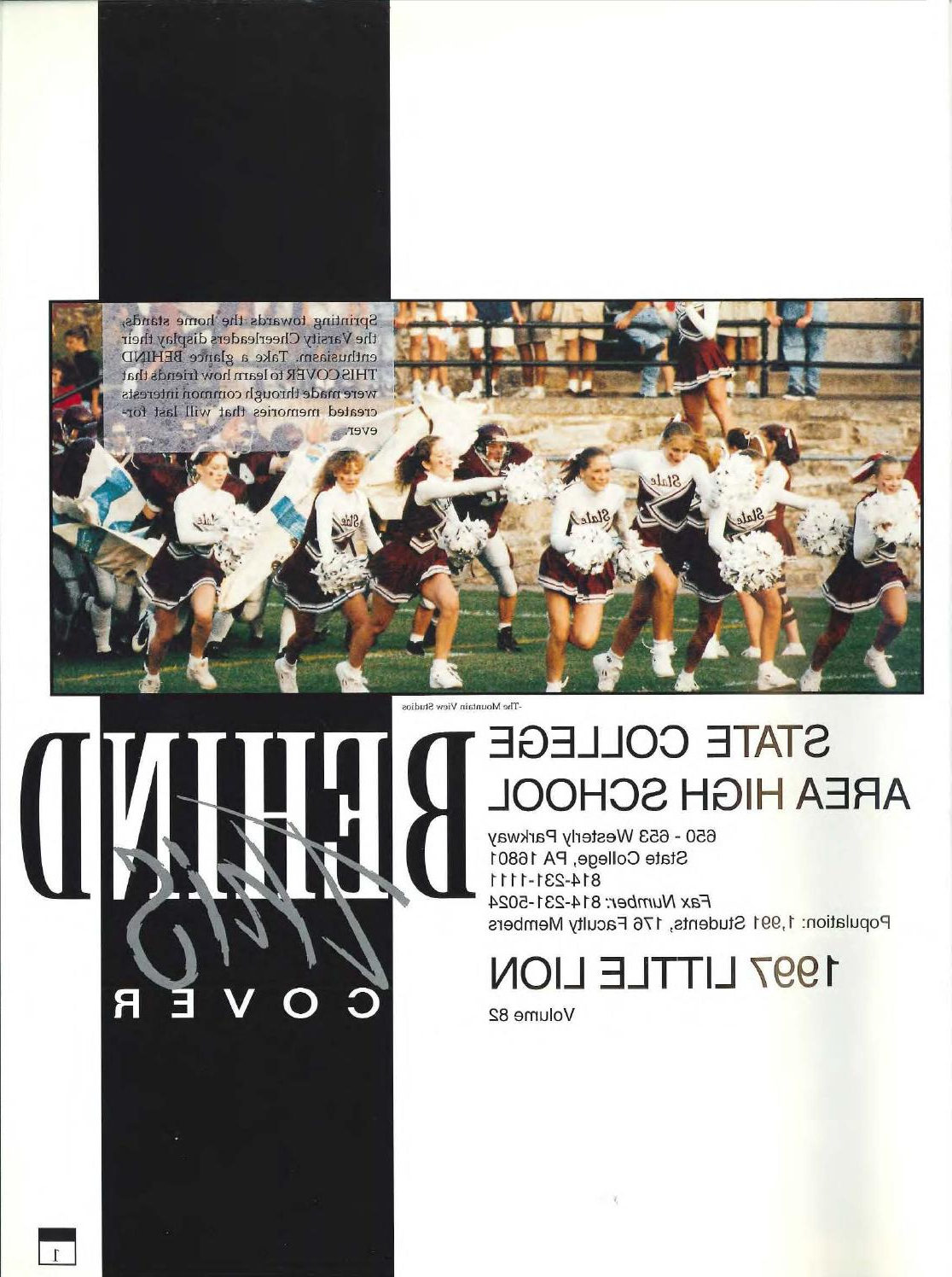 1997 Yearbookaffinity Connection – Issuu In Casey Umber 66 Inch Tv Stands (View 1 of 20)