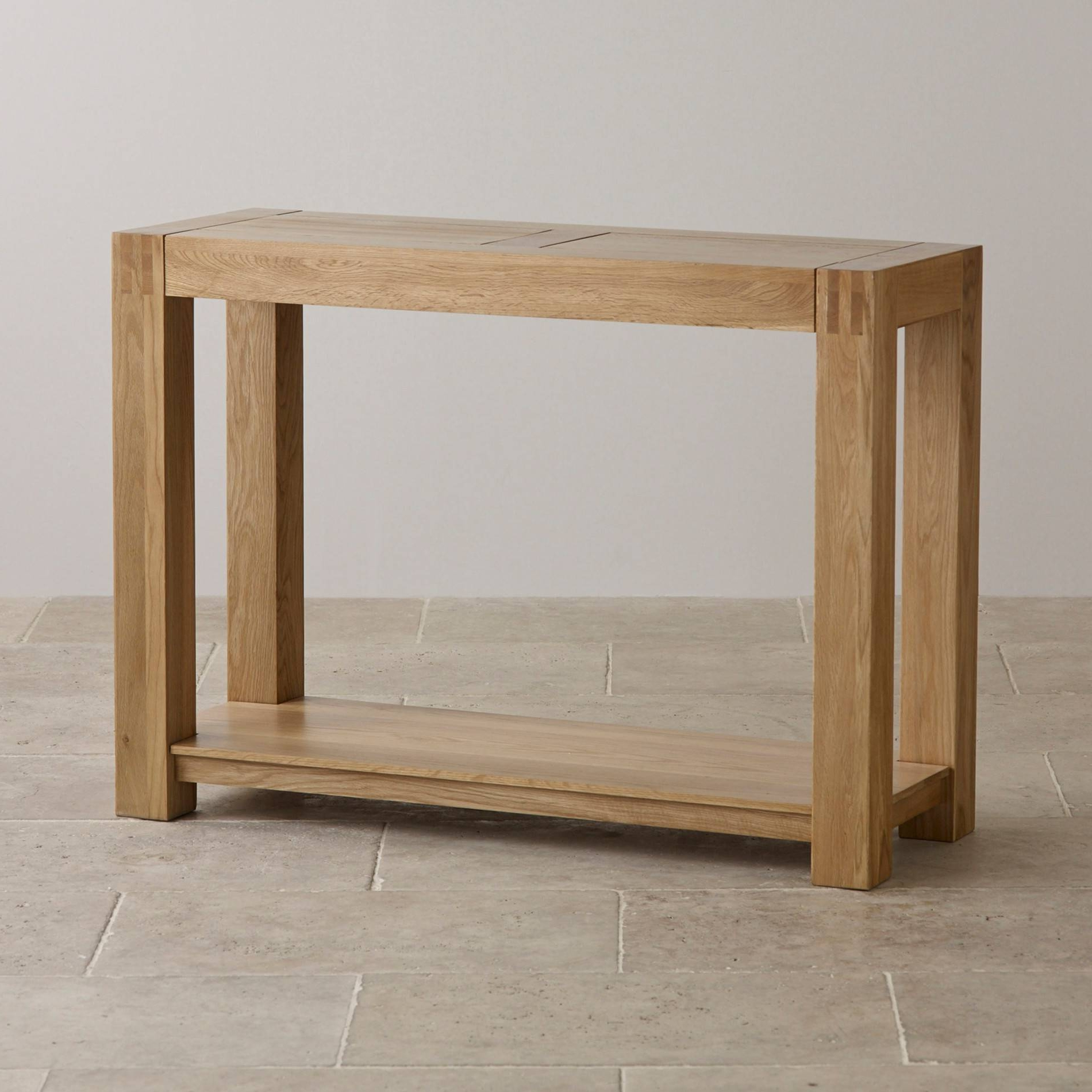 20 Best Collection Of 12 Inch Deep Sideboard Half Round Console Table Pertaining To Silviano 84 Inch Console Tables (View 7 of 20)