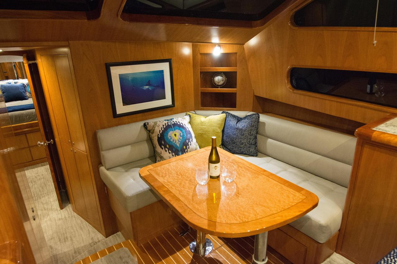 2018 New Mikelson Luxury Sportfisher Sports Fishing Boat For Sale For Mikelson Media Console Tables (View 1 of 20)