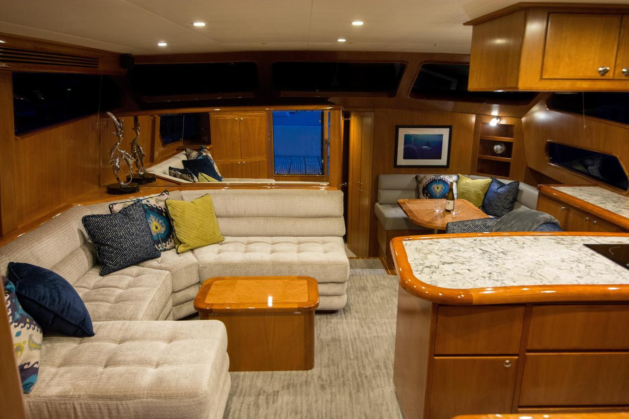 2018 New Mikelson Luxury Sportfisher Sports Fishing Boat For Sale In Mikelson Media Console Tables (View 2 of 20)