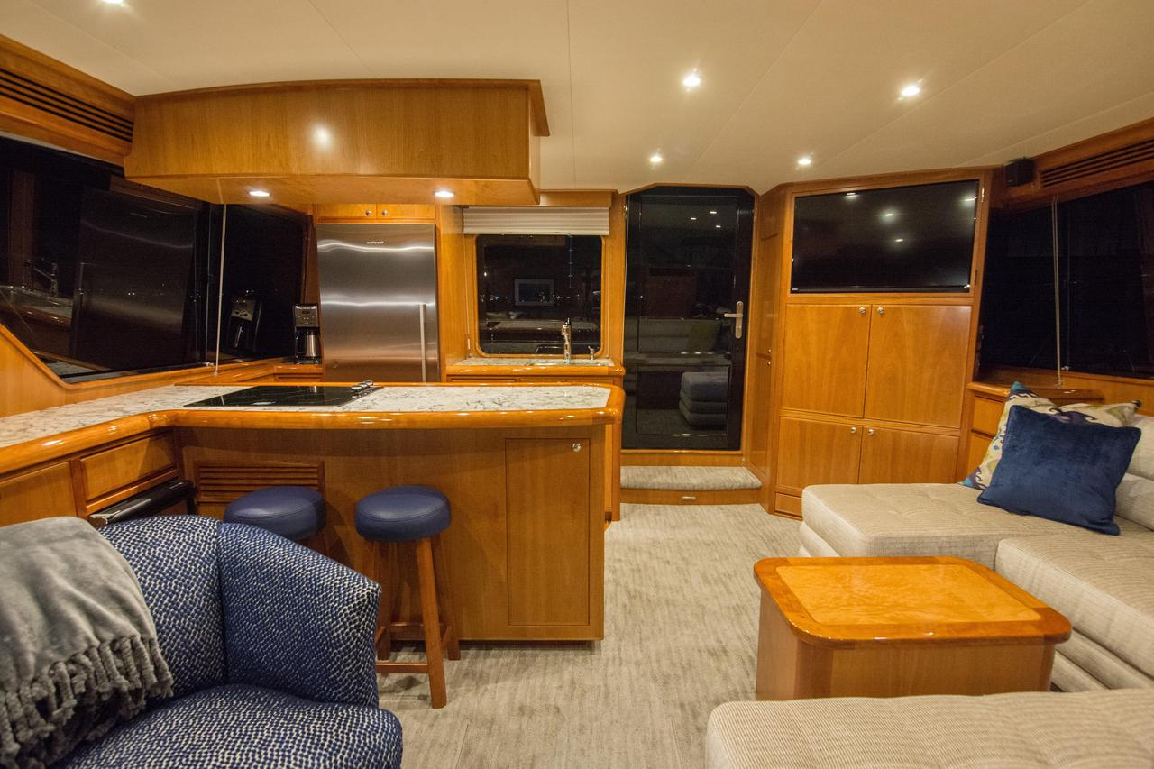 2018 New Mikelson Luxury Sportfisher Sports Fishing Boat For Sale With Regard To Mikelson Media Console Tables (View 5 of 20)