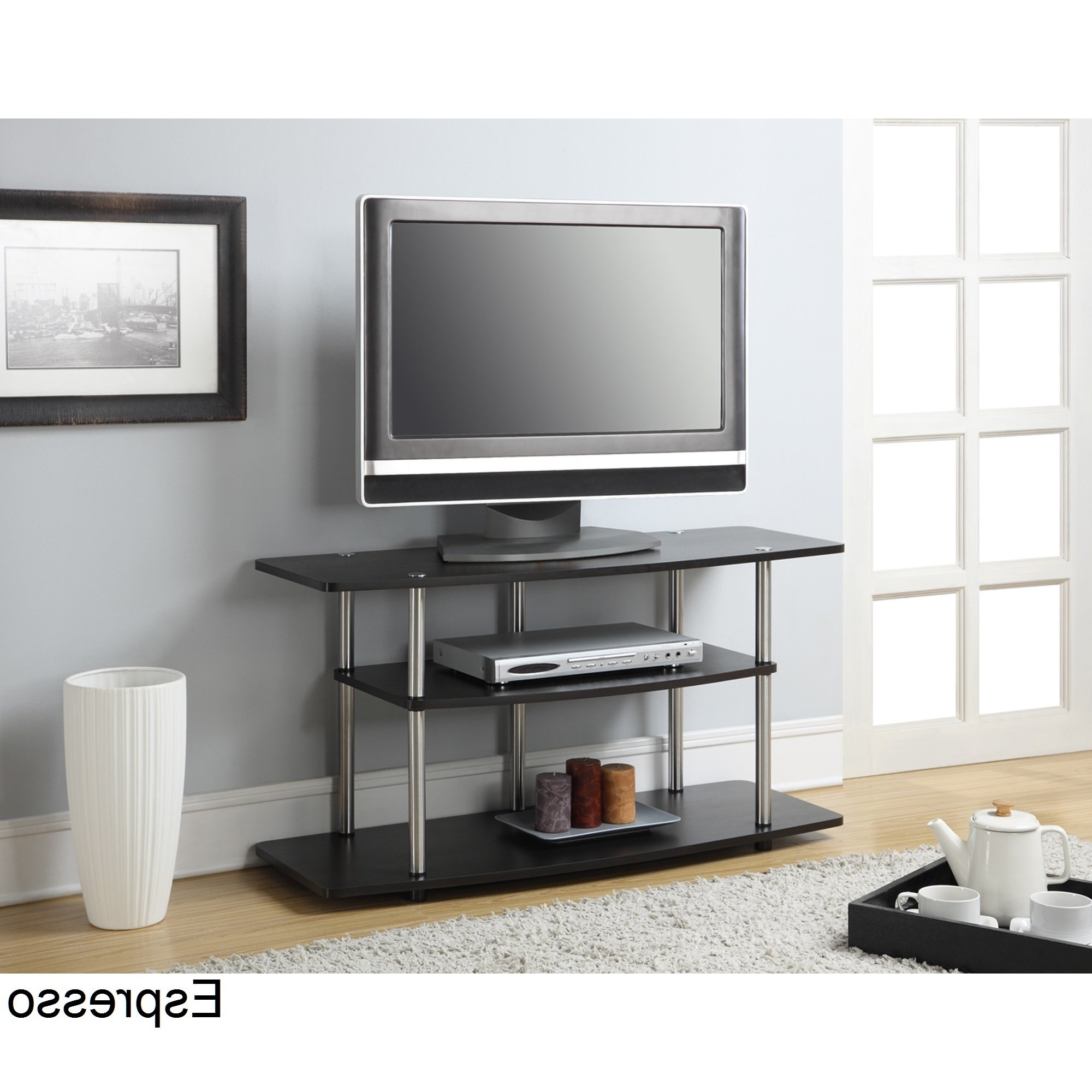 3 Tv Stands & Entertainment Centers For Less | Overstock Intended For Rowan 45 Inch Tv Stands (View 20 of 20)