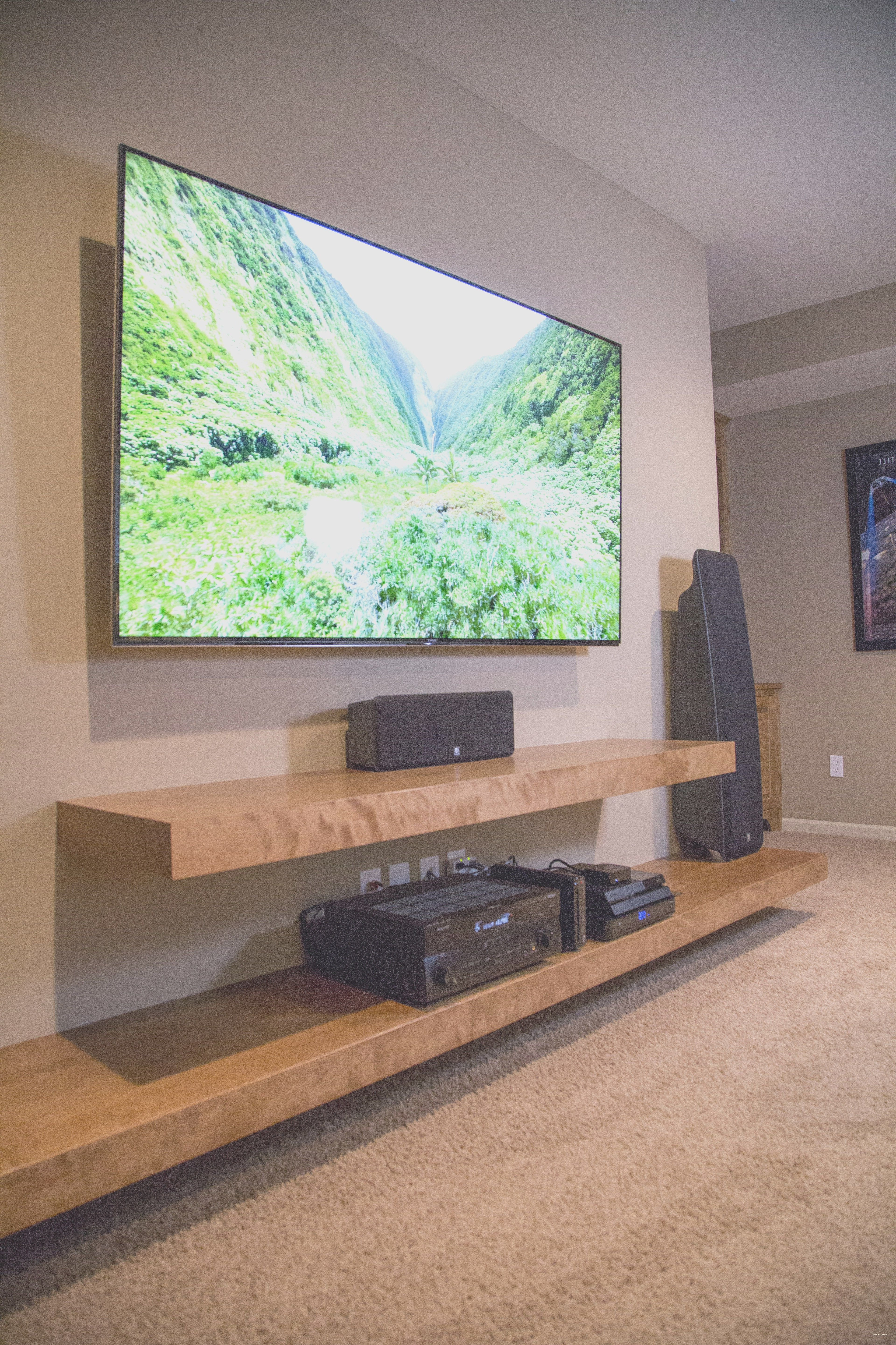 30 Beautiful Diy Tv Stand Ideas For Your Room Interior | Home Decor Regarding Kenzie 60 Inch Open Display Tv Stands (View 2 of 20)