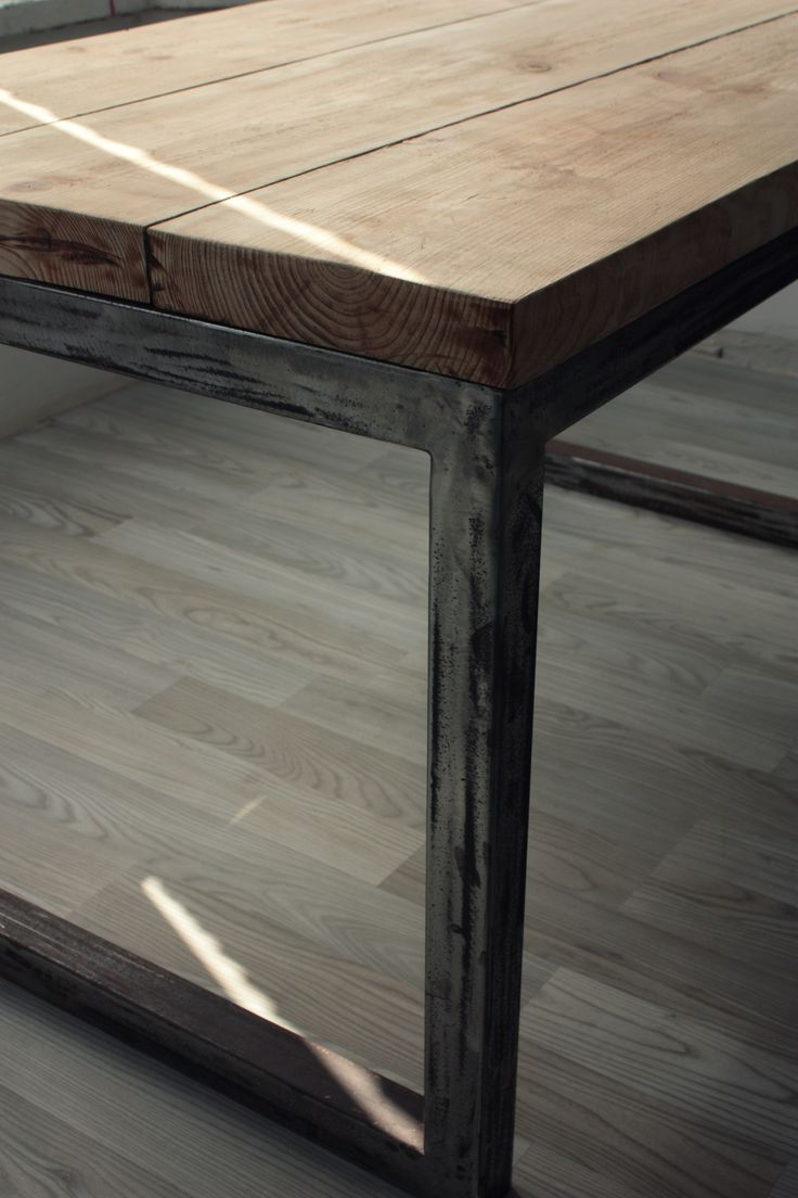 48 Best Table Images On Pinterest | Dining Room, Dining Rooms And With Regard To Moraga Live Edge Plasma Console Tables (View 3 of 20)