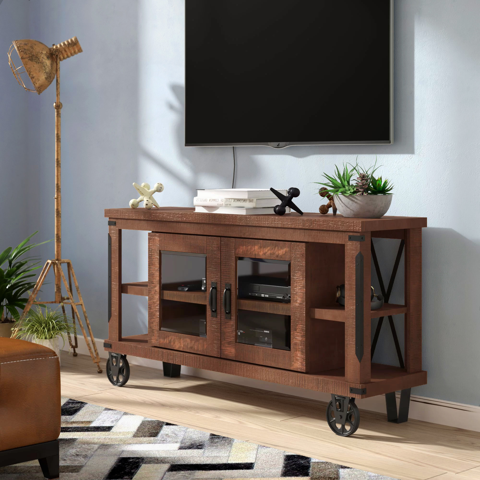60 69 Inch Tv Stands You'll Love | Wayfair (View 4 of 20)