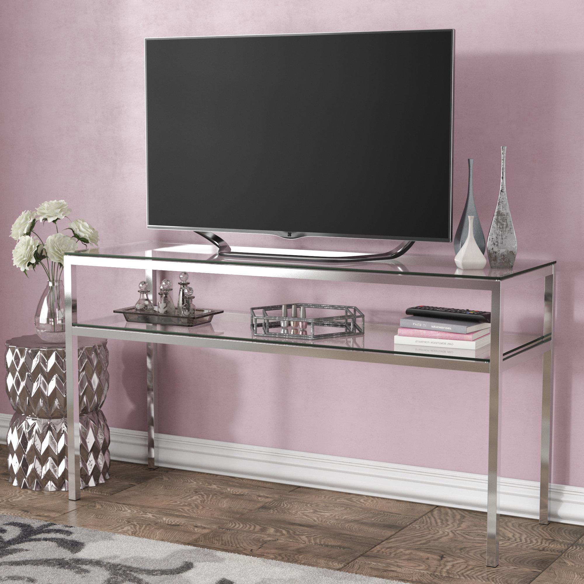 60 69 Inch Tv Stands You'll Love | Wayfair (View 3 of 20)