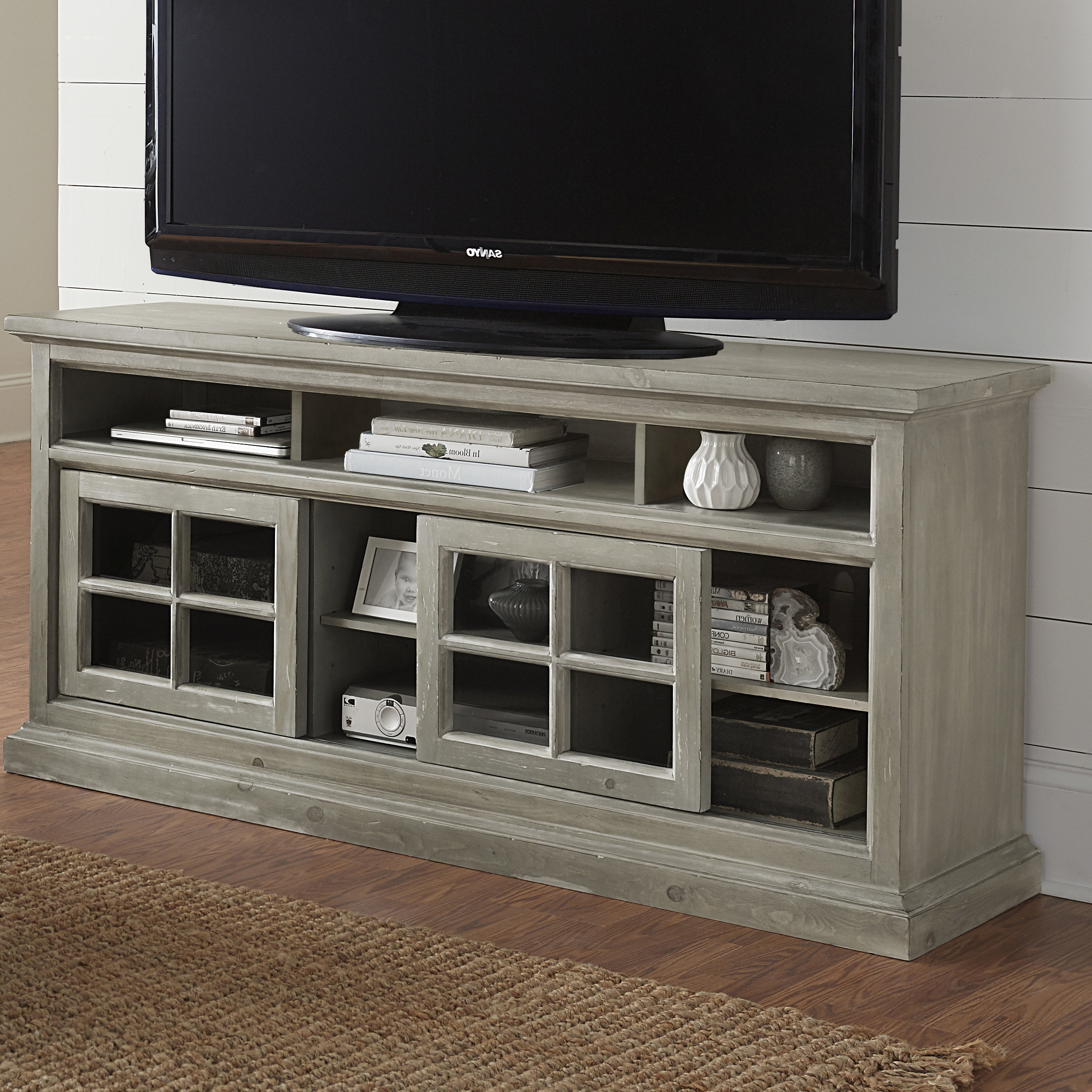 60 69 Inches Tv Stands | Birch Lane For Edwin Grey 64 Inch Tv Stands (Gallery 7 of 20)