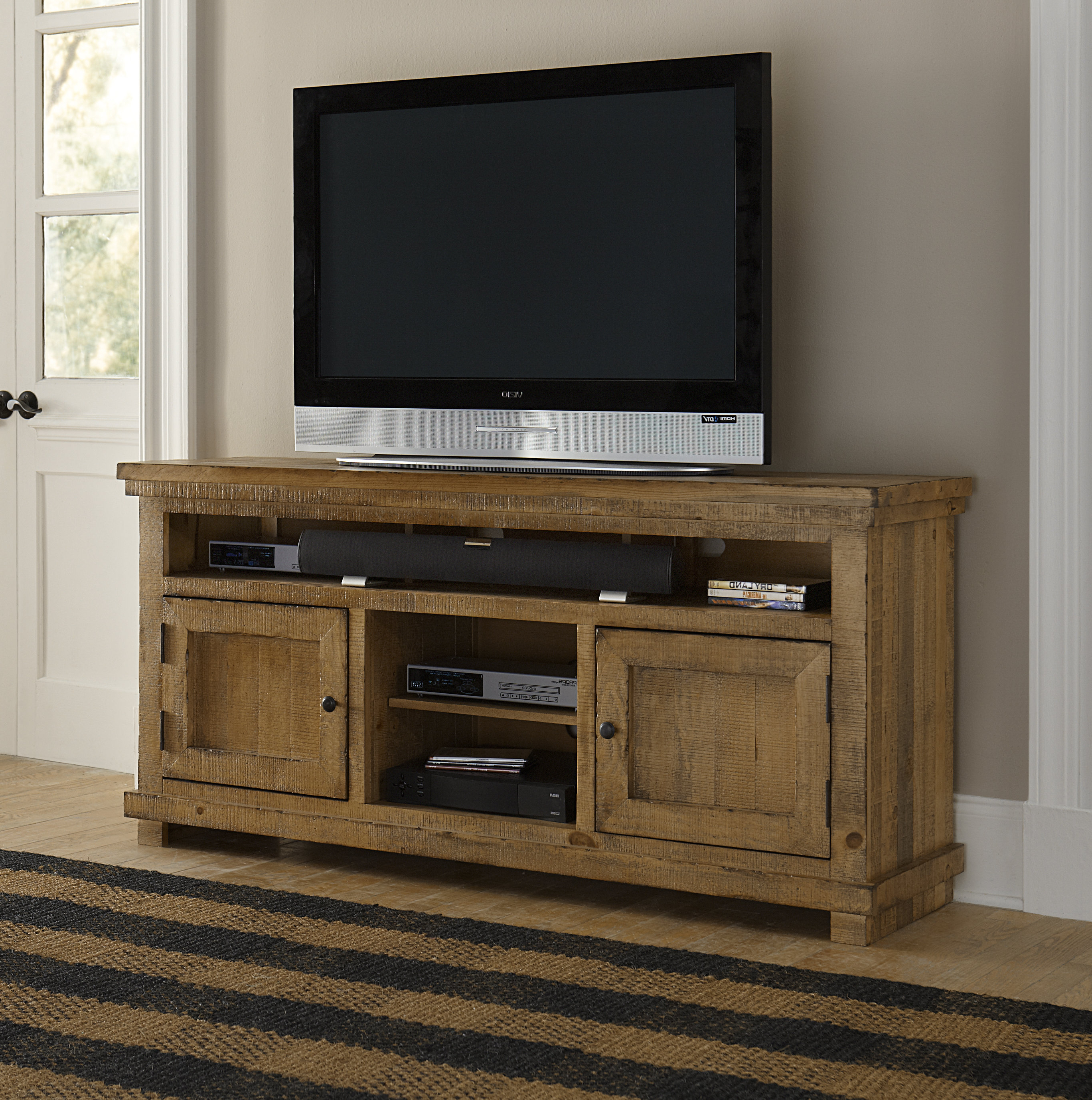 60 69 Inches Tv Stands | Birch Lane Intended For Edwin Black 64 Inch Tv Stands (Gallery 2 of 20)