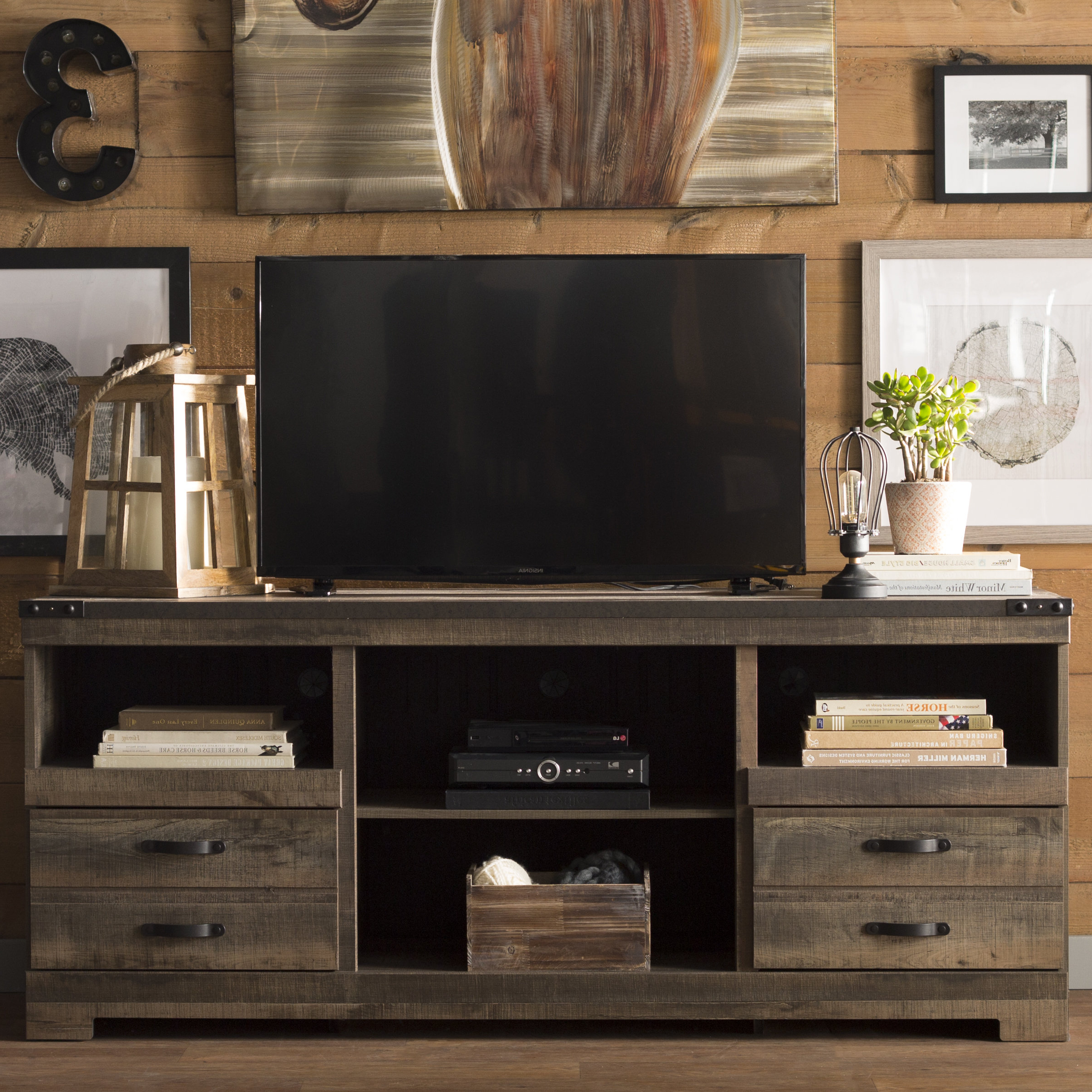 60 69 Inches Tv Stands | Birch Lane With Regard To Edwin Grey 64 Inch Tv Stands (Gallery 17 of 20)