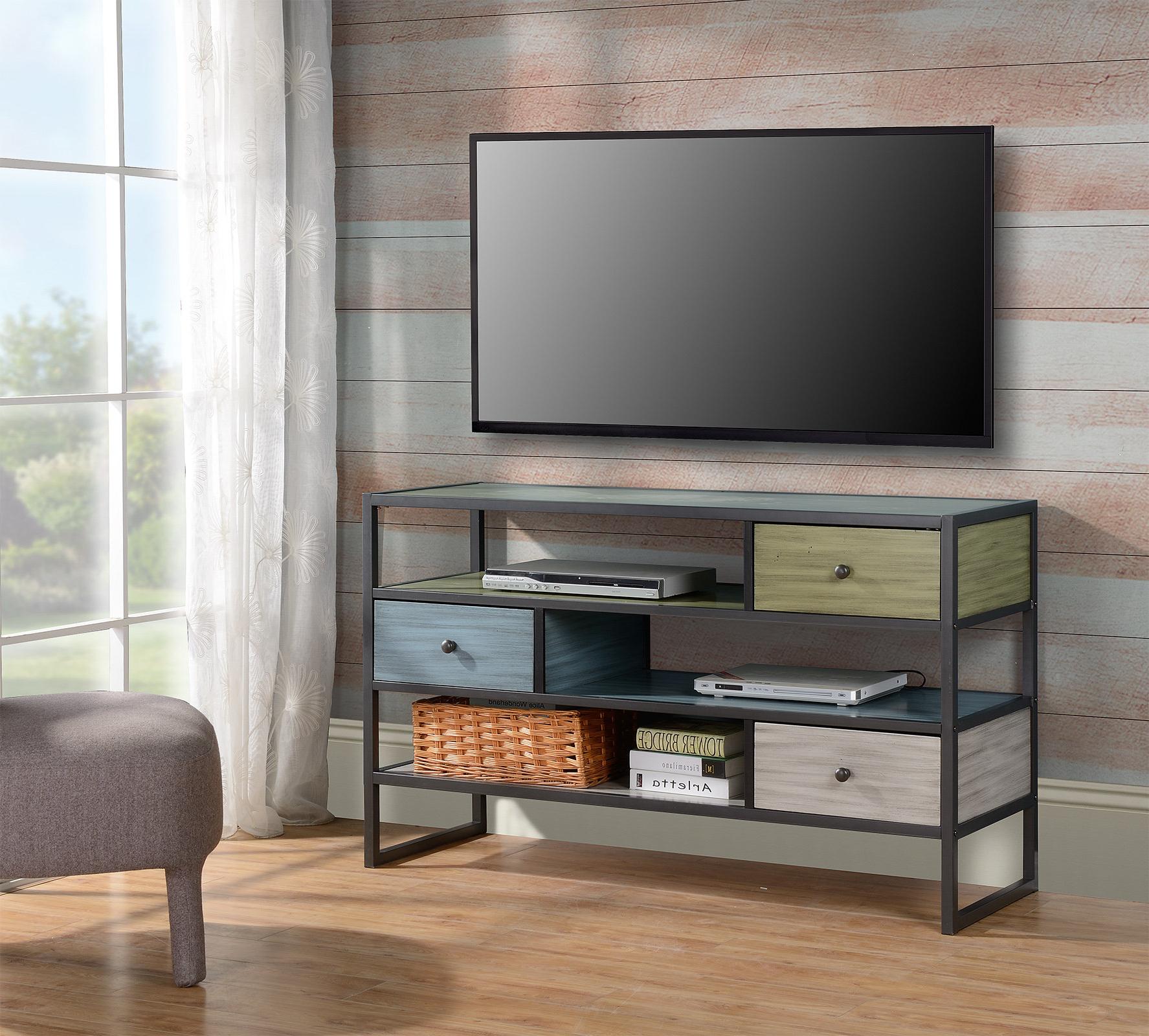 70 Inch Tv Stands | Joss & Main Regarding Bale Rustic Grey 82 Inch Tv Stands (View 12 of 20)