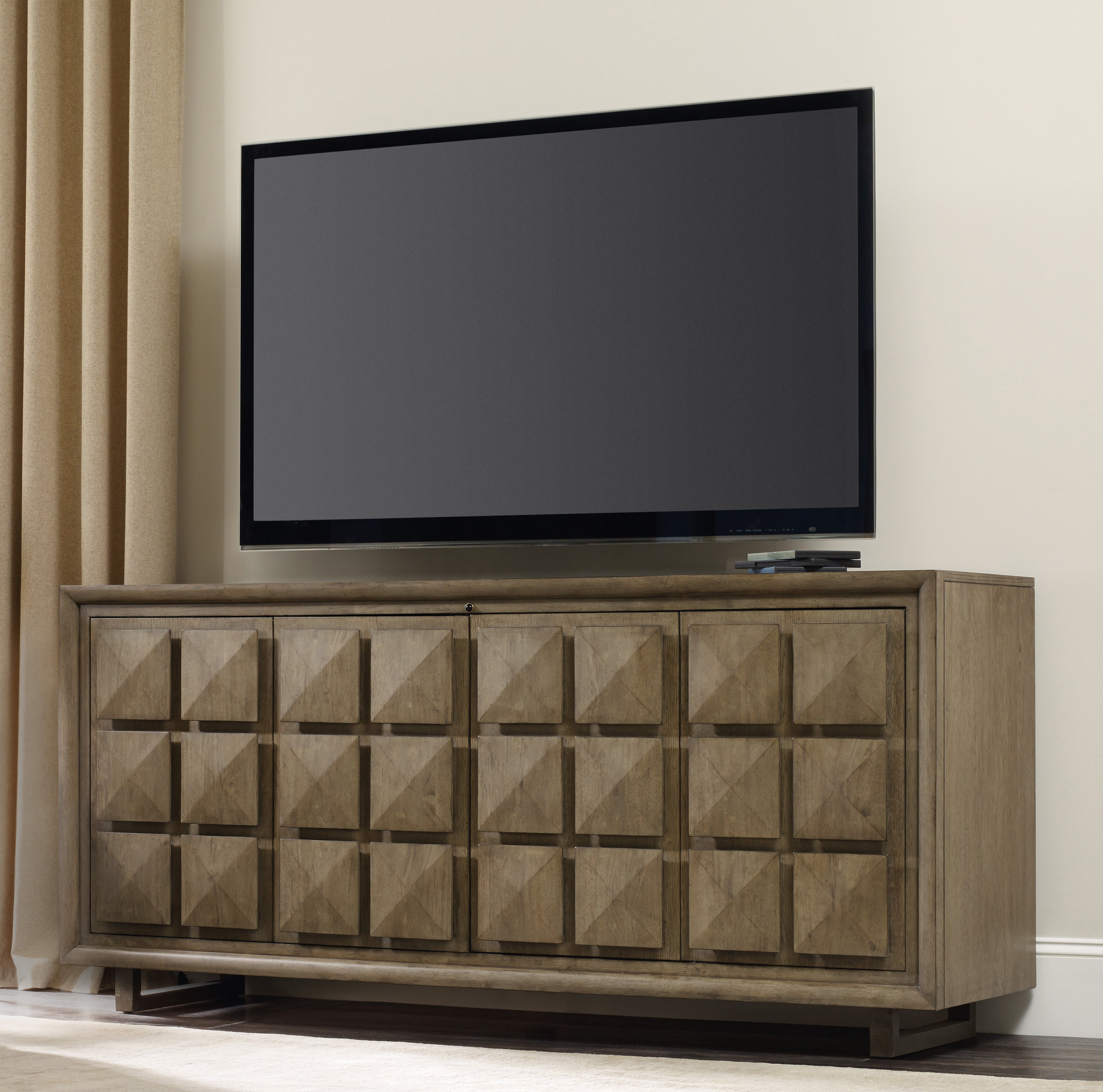 70 Inch Tv Stands | Joss & Main With Regard To Bale Rustic Grey 82 Inch Tv Stands (View 14 of 20)