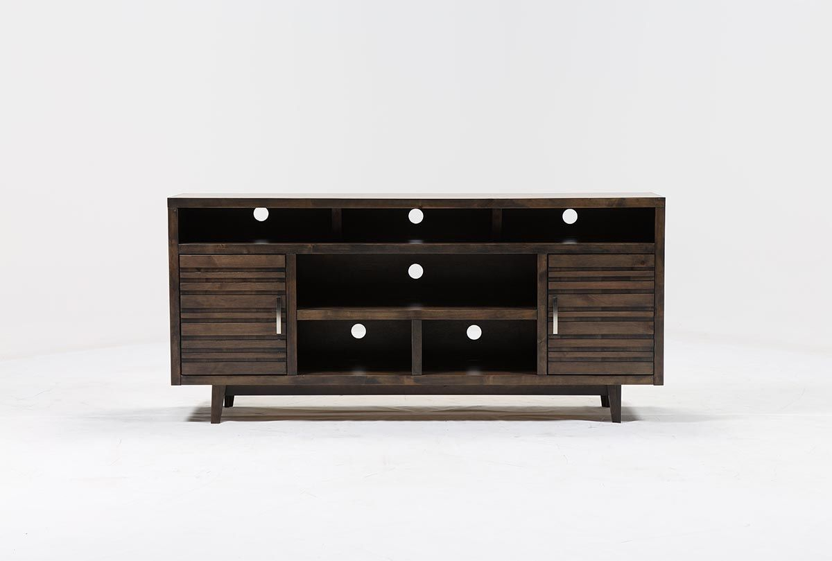 76 Inch Tv Stand, Thorndale, Grey | Pinterest | Tv Stands And Consoles In Walton 74 Inch Open Tv Stands (View 8 of 20)