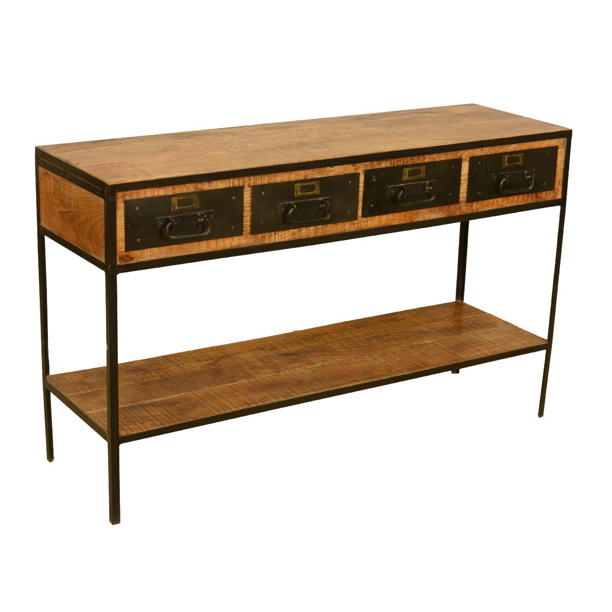 86Quot L Plasma Tv Console Table 2 Glass Doors 2 Drawers Console With Natural 2 Door Plasma Console Tables (Gallery 8 of 20)