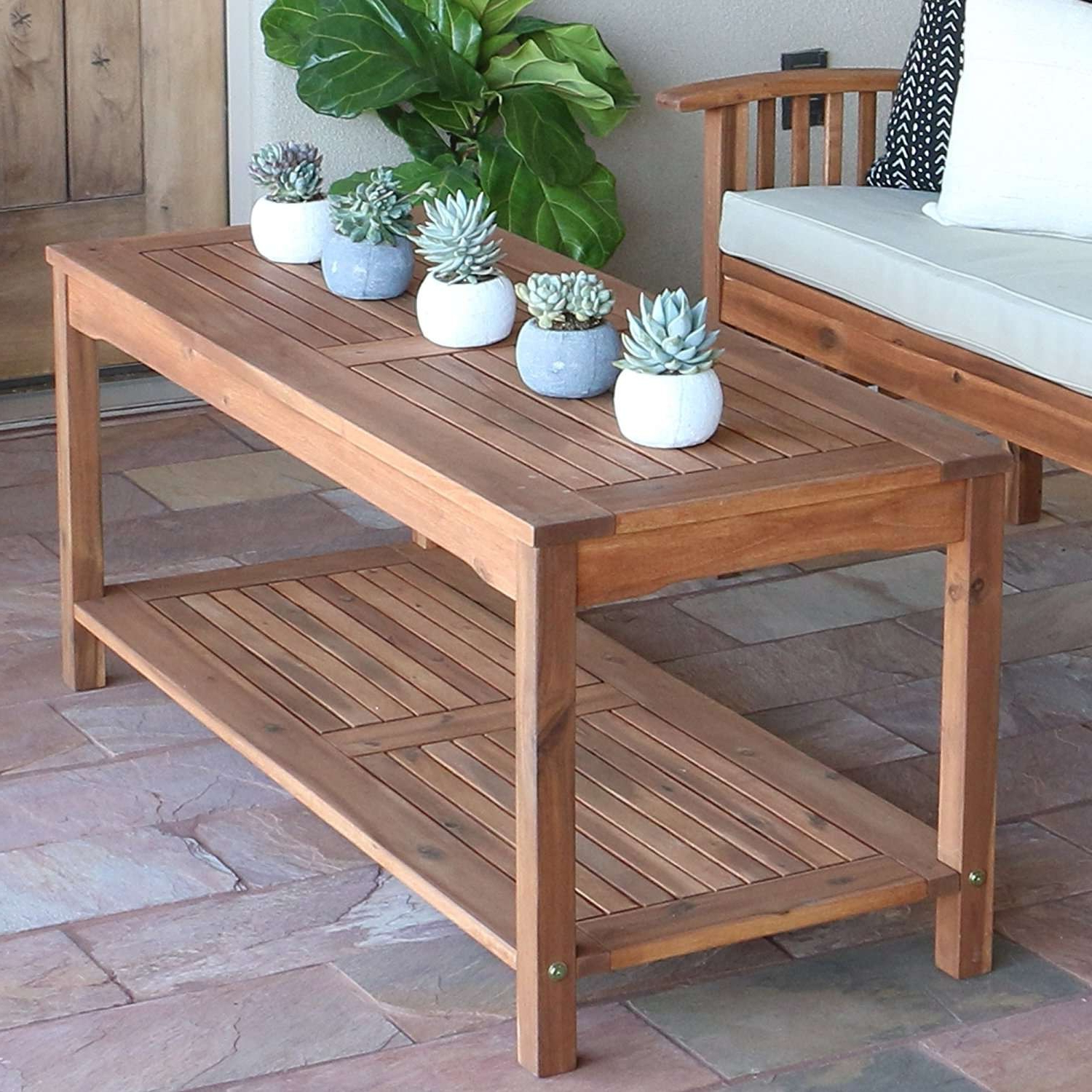 9 Crate And Barrel Concrete Coffee Table Gallery | Coffee Tables Ideas Pertaining To Parsons Walnut Top & Brass Base 48X16 Console Tables (Gallery 14 of 20)