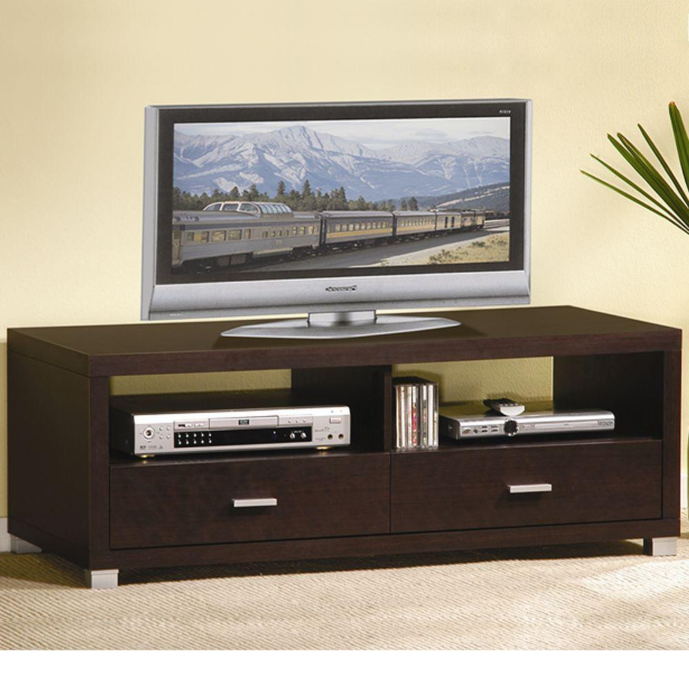 Amazon: Wholesale Interiors Baxton Studio Beasley Tv Cabinet With In Dixon White 58 Inch Tv Stands (View 2 of 20)