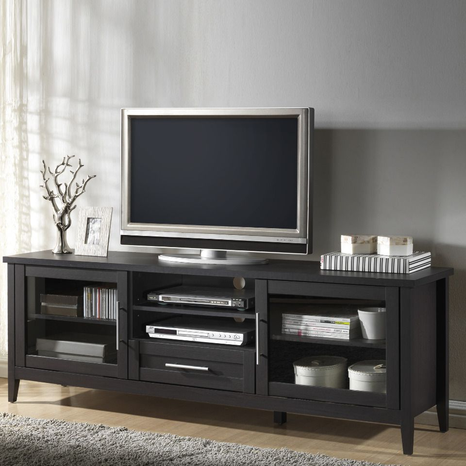 Amazon: Wholesale Interiors Baxton Studio Beasley Tv Cabinet With Pertaining To Dixon White 58 Inch Tv Stands (Gallery 12 of 20)