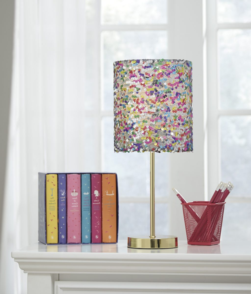 Ashley L857724 Maddy Metal Table Lamp – $ (View 18 of 20)