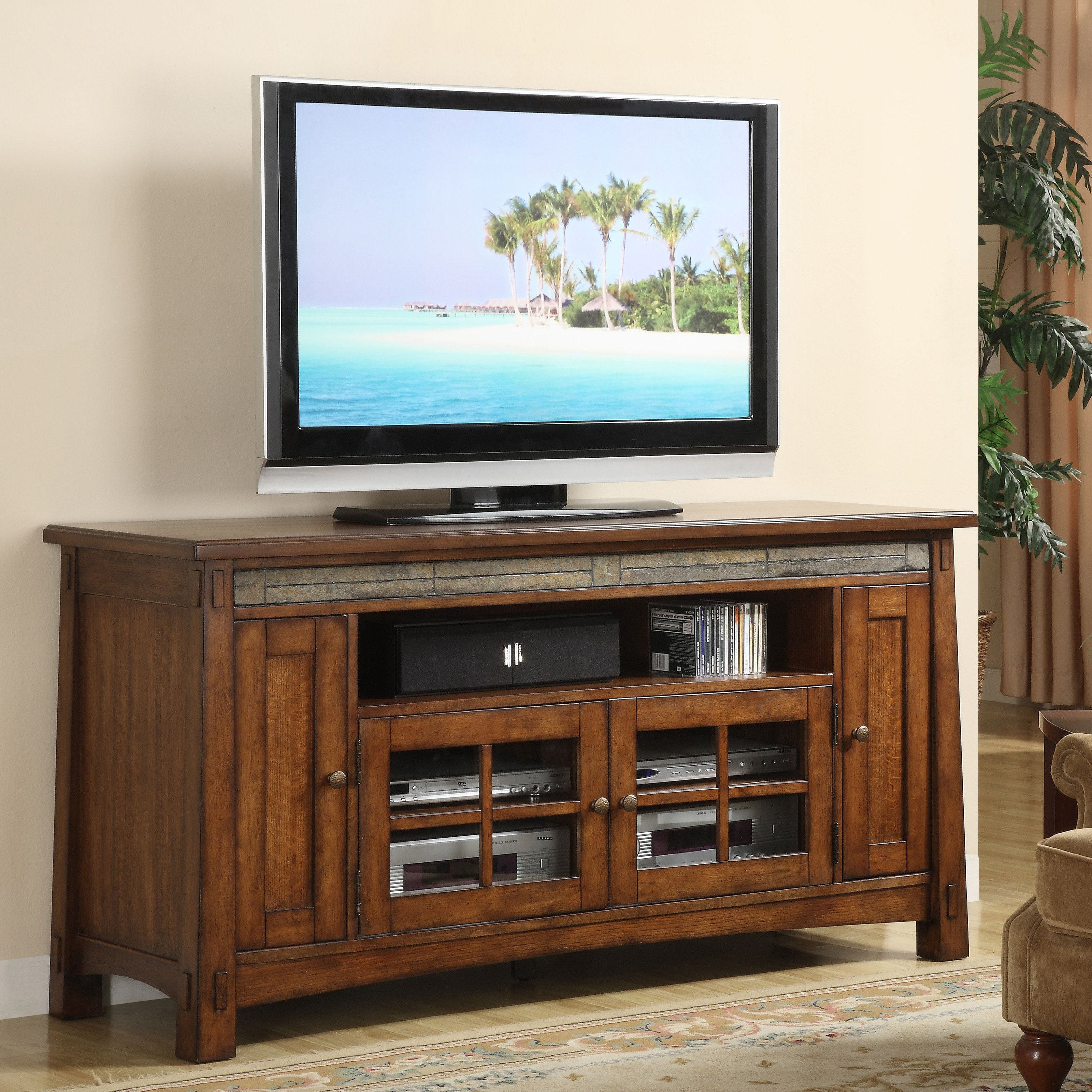 Awesome Most Tvs Up To Inch Tv Stand Then Walker Edison Tv Stand To Intended For Annabelle Cream 70 Inch Tv Stands (View 13 of 20)