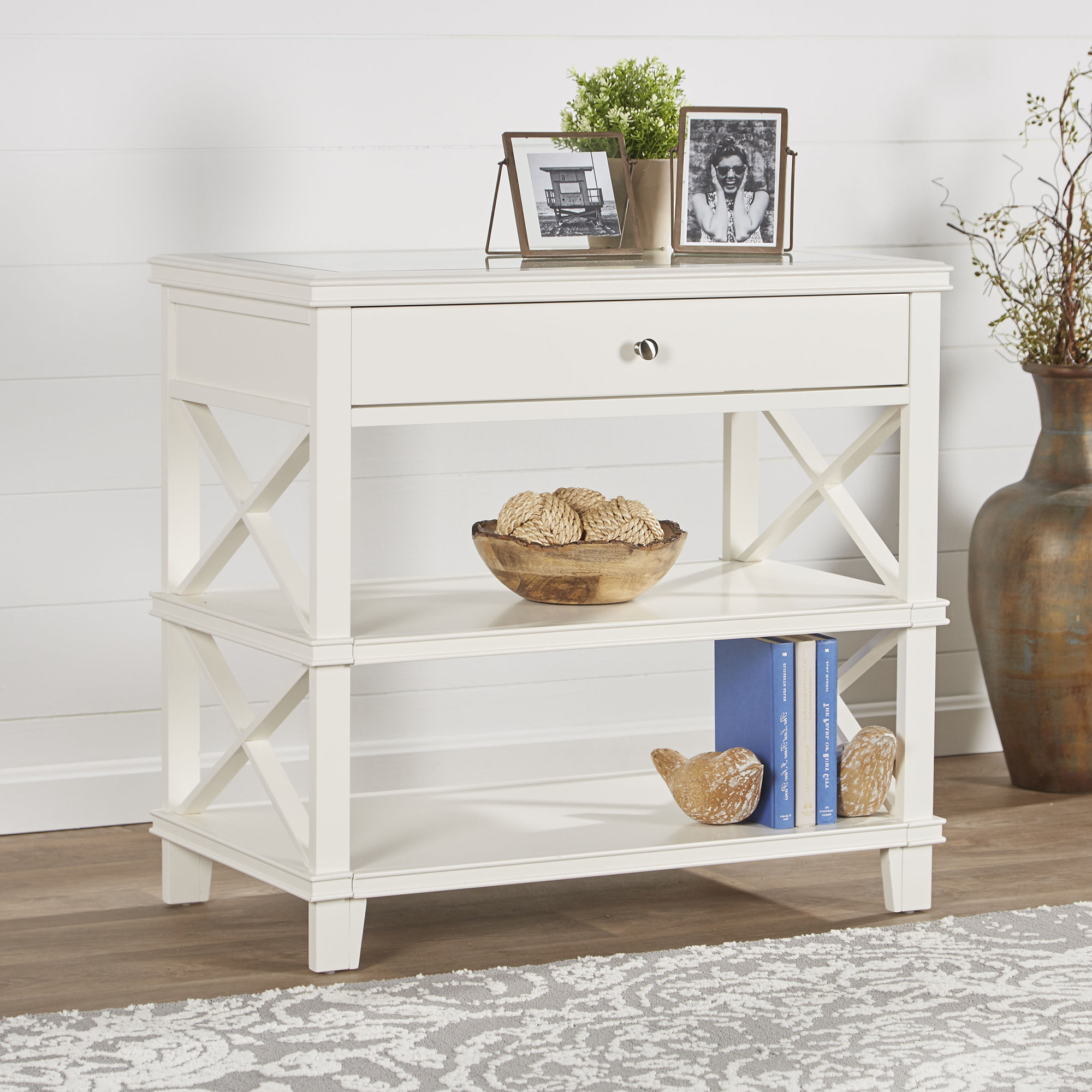 Bachelor's Chest Nightstands | Birch Lane With Raven Grey Tv Stands (View 5 of 20)