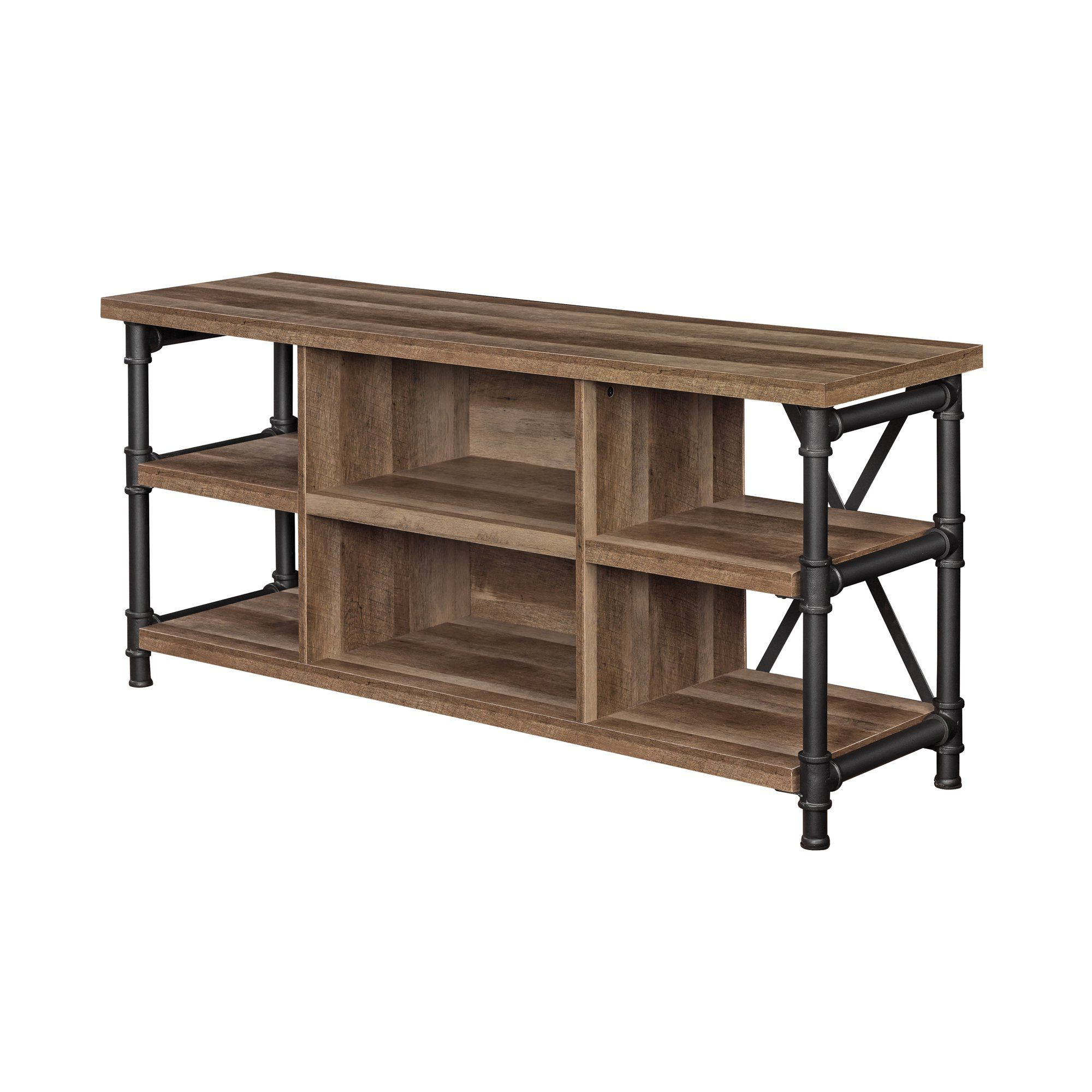 "Bailys Tv Stand For Tvs Up To 65"" With Optional Fireplace 