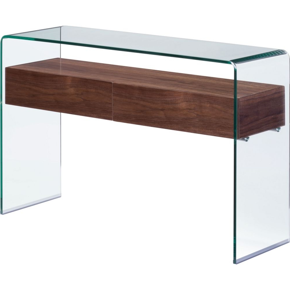 Best Glass Console Tables | Http://argharts | Pinterest Within Silviano 60 Inch Iron Console Tables (View 5 of 20)