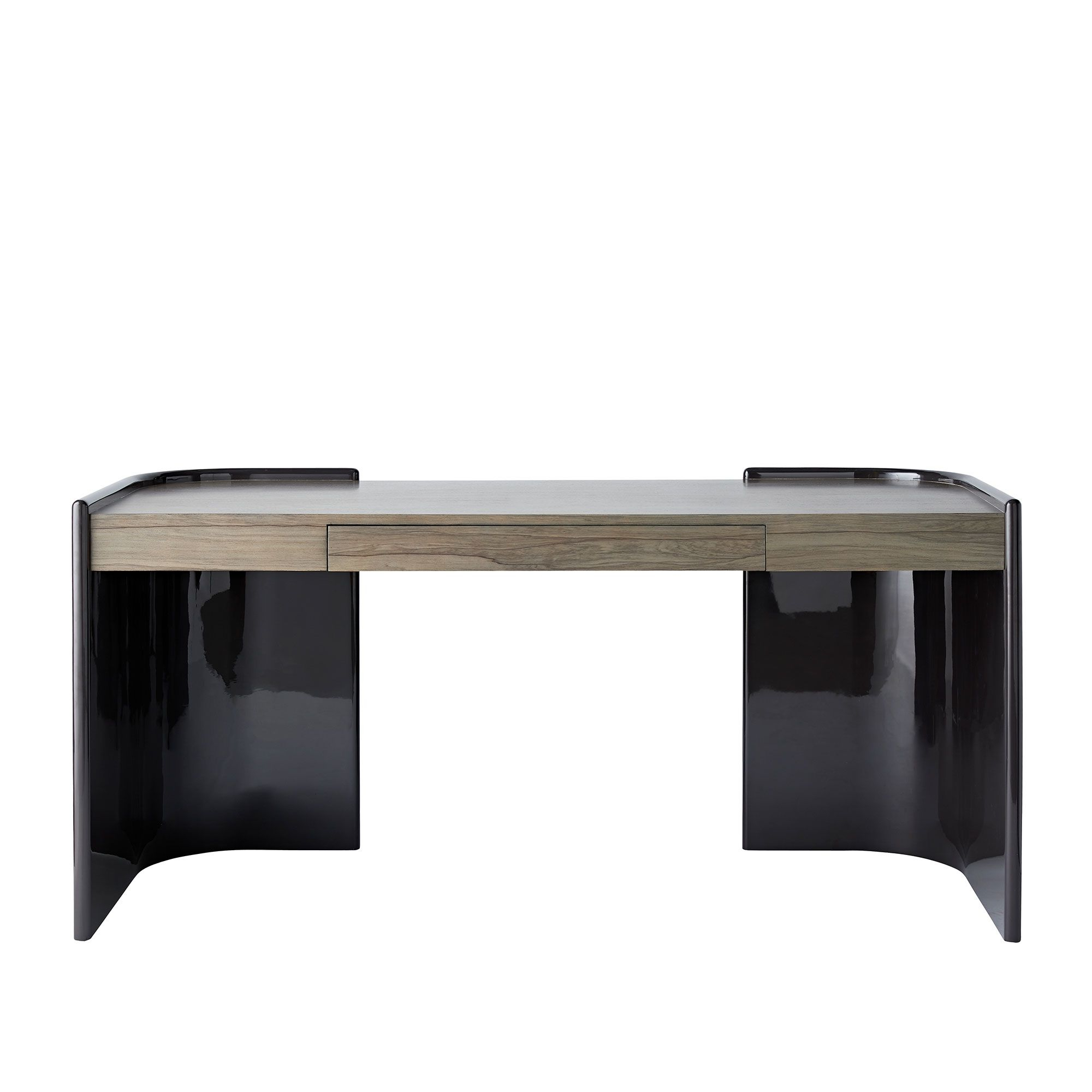 Bette Leather Ottoman, , Hi Res | Renovation Dreams | Pinterest Within Parsons Clear Glass Top & Brass Base 48X16 Console Tables (View 1 of 20)